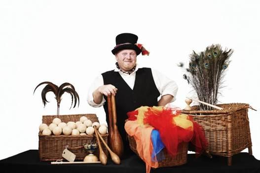 Victorian Magic Man